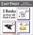 Collection 1 - 3 Easy Readers that are over 90% Sight Words! (Little Dog Wants to Play, Here Comes Blackfly, Mother Duck Hears a Sound) - A Sight Word Book for Kids ebook by Marie Cirano