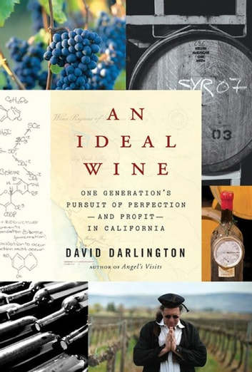 An Ideal Wine - One Generation's Pursuit of Perfection - and Profit - in California eBook by David Darlington