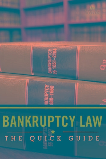 Bankruptcy Law: The Quick Guide ebook by Vook