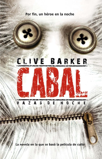 Cabal ebook by Clive Barker