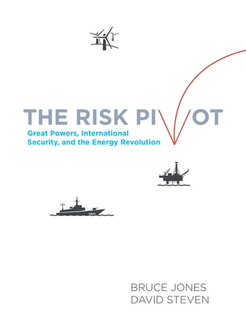 The Risk Pivot - Great Powers, International Security, and the Energy Revolution ebook by Bruce D. Jones,David Steven