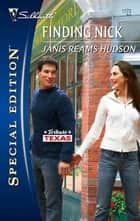 Finding Nick ebook by Janis Reams Hudson