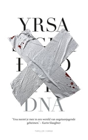 DNA ebook by Yrsa Sigurdardottir