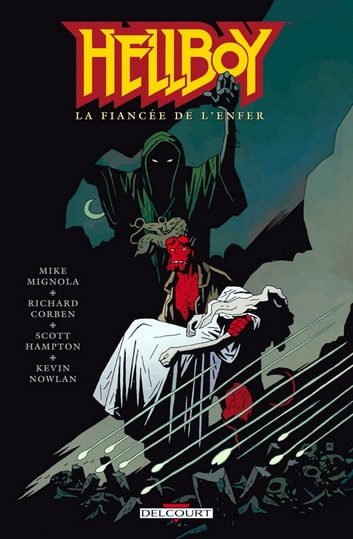 Hellboy T12 - La Fiancée de l'enfer ebook by Mike Mignola