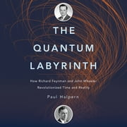 The Quantum Labyrinth - How Richard Feynman and John Wheeler Revolutionized Time and Reality audiobook by Paul Halpern