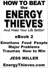 How To Beat The Energy Thieves And Make Your Life Better: eBook2 ebook by Jess Miller