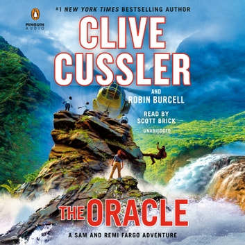 The Oracle audiobook by Clive Cussler,Robin Burcell