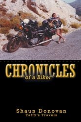CHRONICLES OF A BIKER ebook by Shaun Donovan