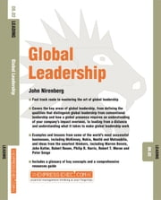 Global Leaders: Leading 08.02 ebook by Nirenberg, John