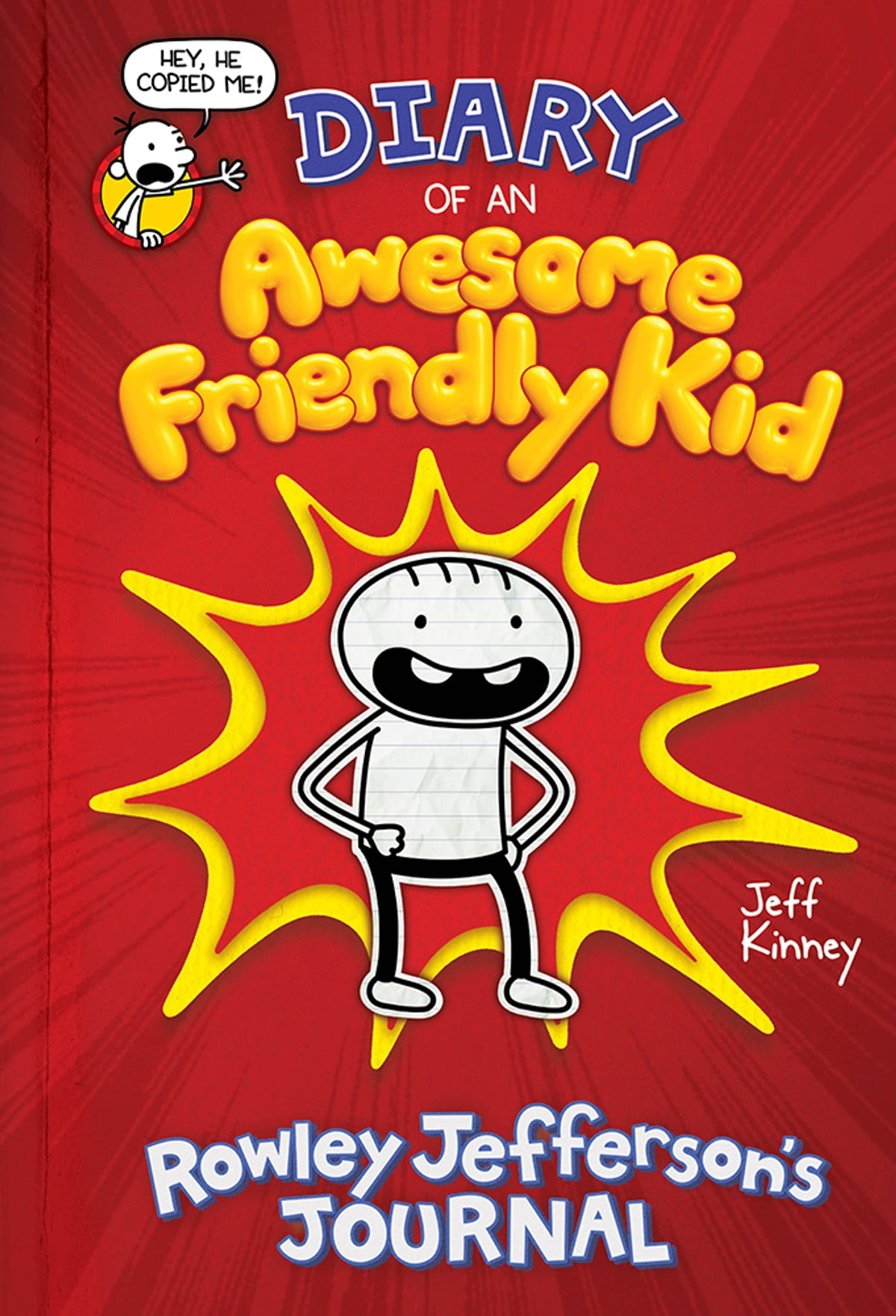 Diary Of An Awesome Friendly Kid Rowley Jefferson S Journal Ebook
