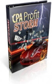 CPA Marketing Storm ebook by Jimmy  Cai