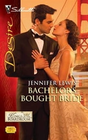 Bachelor's Bought Bride ebook by Jennifer Lewis