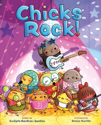 Chicks Rock! ebook by Sudipta Bardhan-Quallen