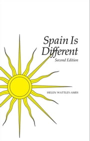 Spain is Different ebook by Helen Wattley-Ames