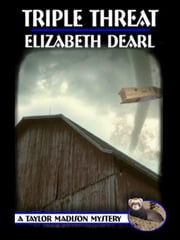Triple Threat, Book 3, Taylor Madison Mystery Series ebook by Dearl, Elizabeth