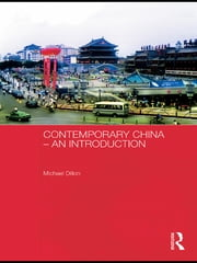 Contemporary China - An Introduction ebook by Michael Dillon