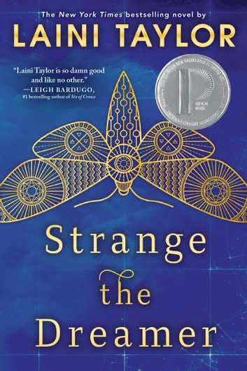 Strange the Dreamer ebook by Laini Taylor