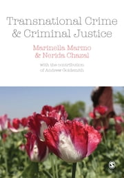Transnational Crime and Criminal Justice ebook by Marinella Marmo,Nerida Chazal