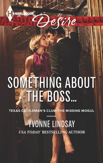 Something about the Boss... ebook by Yvonne Lindsay