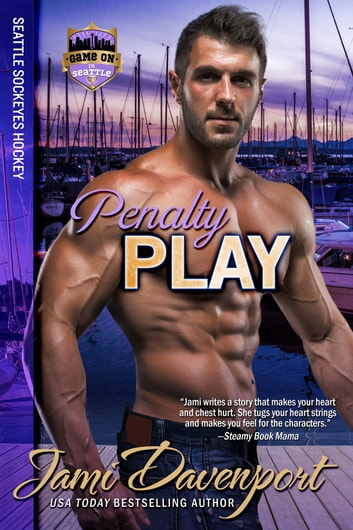 Penalty Play - Seattle Sockeyes Hockey ebook by Jami Davenport