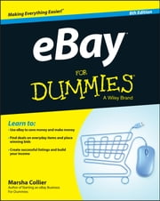 eBay For Dummies ebook by Marsha Collier