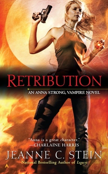 Retribution ebook by Jeanne C. Stein