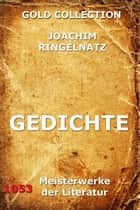 Gedichte ebook by Joachim Ringelnatz