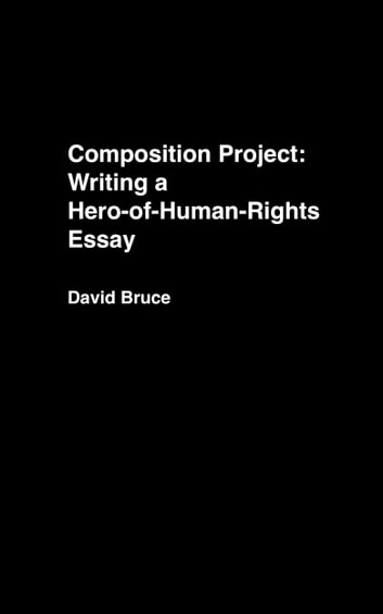 human rights essay writing