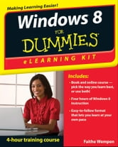 Windows 8 eLearning Kit For Dummies ebook by Faithe Wempen