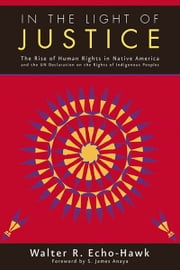 In the Light of Justice - The Rise of Human Rights in Native America and the UN Declaration on the Rights of Indigenous Peoples ebook by Walter R. Echo-Hawk,Anaya S. James