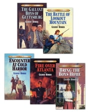 Bonnets and Bugles Series Books 6-10 ebook by Gilbert L Morris