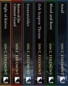 The Malazan Empire Series - (Night of Knives, Return of the Crimson Guard, Stonewielder, Orb Sceptre Throne, Blood and Bone, Assail) ebook by Ian C. Esslemont