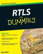 RTLS For Dummies ebook by Ajay Malik