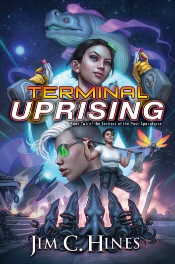 Terminal Uprising ebook by Jim C. Hines