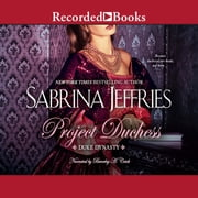 Project Duchess audiobook by Sabrina Jeffries