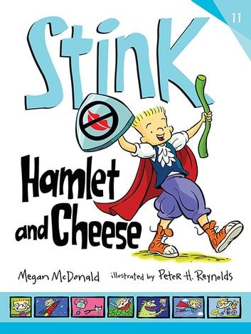 Stink: Hamlet and Cheese ebook by Megan McDonald