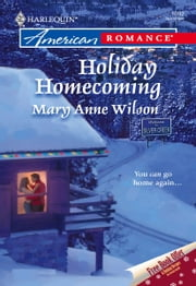 Holiday Homecoming ebook by Mary Anne Wilson