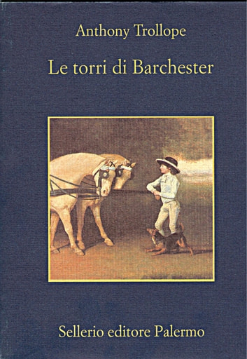 Le torri di Barchester ebook by Anthony Trollope