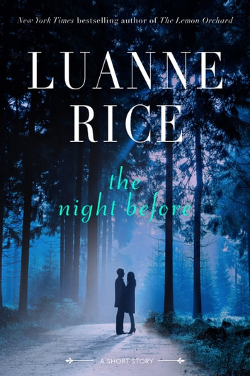 The Night Before ebook by Luanne Rice
