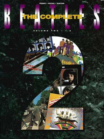 The Beatles Complete - Volume 2 Songbook ebook by The Beatles