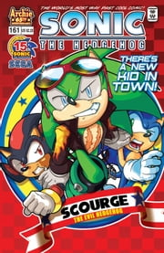 "Sonic the Hedgehog #161 ebook by Ian Flynn,Tracy Yardley!,Jim Amash,Patrick ""SPAZ"" Spaziante"