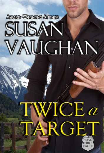 Twice a Target ebook by Susan Vaughan