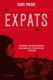 Expats ebook by Chris Pavone