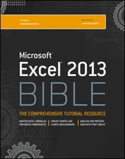 Excel 2013 Bible ebook by John Walkenbach