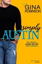Simply Austin ebook by Gina Robinson