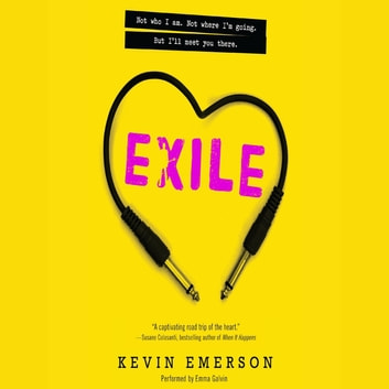 Exile audiobook by Kevin Emerson