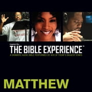 TNIV, Inspired By…The Bible Experience: Matthew, Audio Download audiobook by
