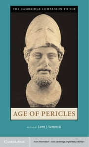 The Cambridge Companion to the Age of Pericles ebook by Loren J. Samons II