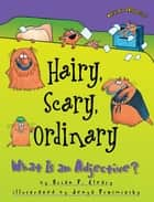 Hairy, Scary, Ordinary - What Is an Adjective? ebook by Jenya Prosmitsky, Brian P. Cleary