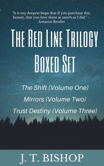 The Red-Line Trilogy Boxed Set ebook by J. T. Bishop